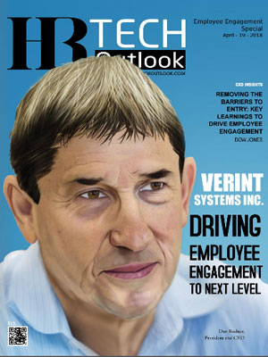 Verint Systems Inc.: Driving Employee Engagement To Next Level